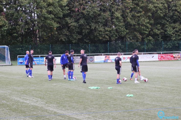 SV Walpershofen 2 gegen 1 FC Saarbrücken 2